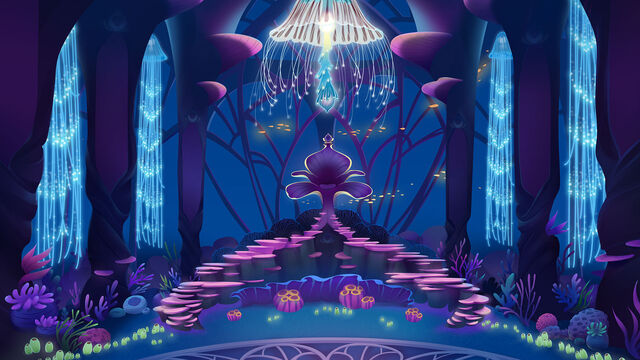File:MLP The Movie background art - Seaquestria throne room.jpg