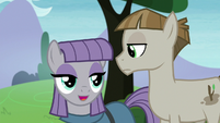 Maud -permineralization process of petrification- S8E3