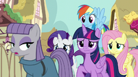 Maud answers Twilight -you just did- S8E18