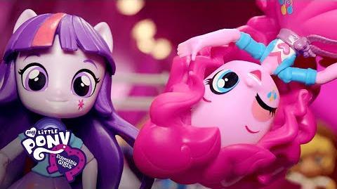 Muñecas My Little Pony Equestria Girls Minis - América Latina - Primer anuncio