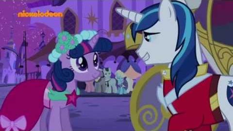 My Little Pony Friendship is Magic - Love Is In Bloom - Greek