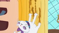 Opal scratching the curtain S3E11.png