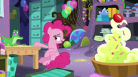 "Pinkie Pie ""heh, good one"" S7E23"