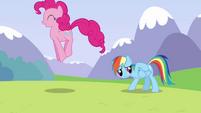 Pinkie Pie 'I'm done!' S3E7