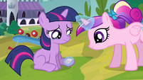 Princess Cadance place bandage S2E25