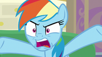 "Rainbow Dash ""was ruined!"" S8E17"