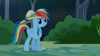 Rainbow Dash -I've got your hat!- S4E04