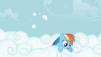 Rainbow Dash hear pleas S2E8-