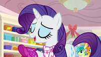 "Rarity ""a multitude of situations"" S8E17"