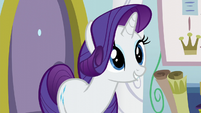 "Rarity ""in keeping with my"" S5E14"