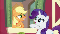 Rarity --I can work with that!-- S6E10