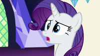 Rarity --I don't think Fluttershy would have-- S6E15