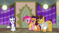 Rarity --we helped save the restaurant-- S6E12
