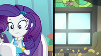 Rarity hears AJ slip over the phone EGROF