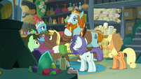 "Rockhoof ""wish I could say the same"" S8E21"