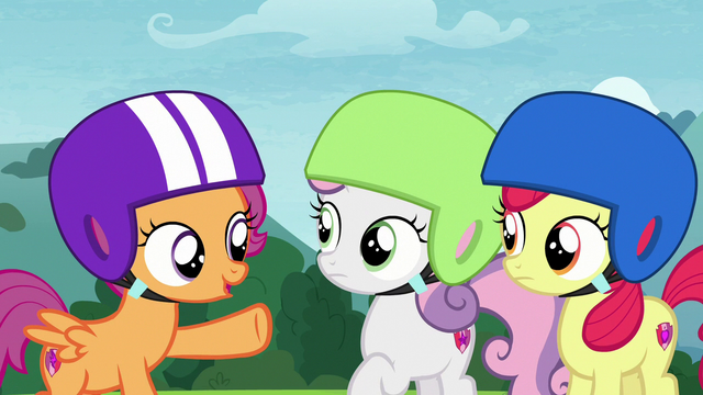 """File:Scootaloo """"later?"""" S7E6.png"""