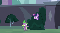 """Spike """"already have most of those books"""" S9E5"""