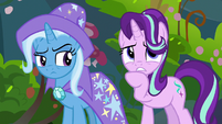 Starlight Glimmer trying to find the right words S7E17