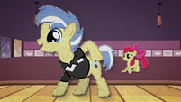 Strike gets his cutie mark BFHHS4