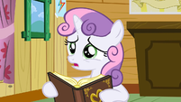 Sweetie Belle realization S2E17