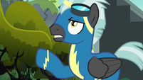 "Thunderlane ""giving anything else a chance"" S7E21"