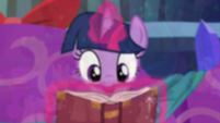 Twilight --the party was in full swing--; transition to story S06E08
