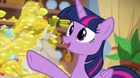 Twilight -stop charging for my lessons- S8E16