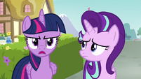 "Twilight Sparkle ""I'm going after her"" S7E14"