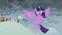 "Twilight Sparkle ""I almost lost my way!"" S9E25"