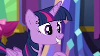 Twilight Sparkle --great!-- S6E6