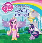 Welcome to the Crystal Empire cover