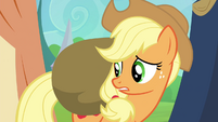 Applejack -I know what you mean, Rarity- S4E22