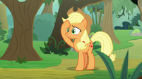 Applejack left completely stunned S8E23