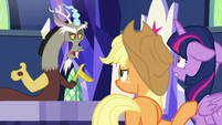 "Discord ""but she won't believe you"" S9E1"