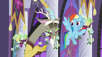 Discord happy to be included S9E17