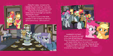 MLP The Reason for the Season page 9-10