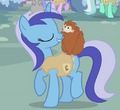 Minuette hedgehog cropped S1E11.png