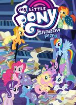 My Little Pony Shadow Play cover