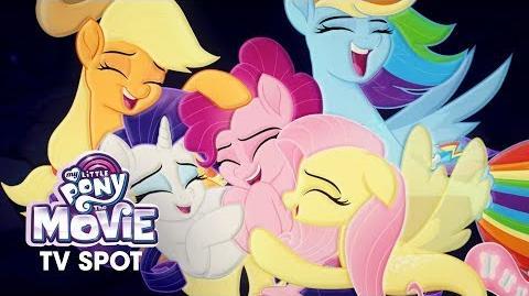 My Little Pony The Movie (2017) Official TV Spot – 'Generations' - Emily Blunt, Sia, Zoe Saldana