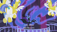 Nightmare Moon 'Stand back, fools!' S1E02