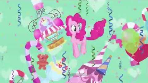 Pinkie's Gala Fantasy Song - Hindi