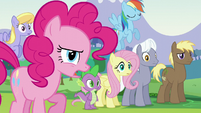 Pinkie --You mean...-- S5E24