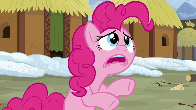 """File:Pinkie Pie """"just trying to get into the spirit"""" S7E11.png"""