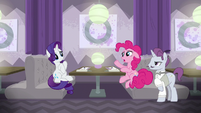 """Pinkie Pie """"maybe one more stop"""" S6E12"""
