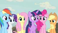 """Pinkie Pie """"pilgrimage-ing?"""" S5E1"""