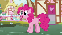Pinkie Pie -what an awesome idea!- S7E9