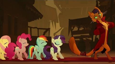 Polish I'm the Friend You Need My Little Pony The Movie