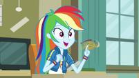 Rainbow Dash knows the answer EGDS6