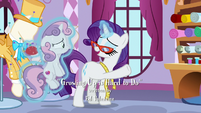 "Rarity ""to keep your promises"" S9E22"