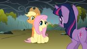 S01E07 Fluttershy tłumaczy swój lęk Twilight